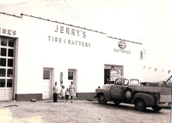 Jerry's Tire building